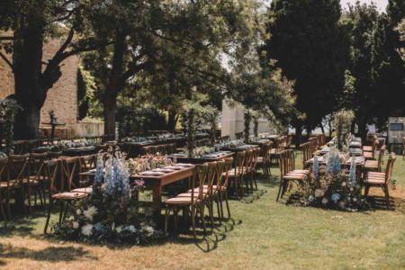 Ceremonie-mariage-centre-table-domaine-moures-99